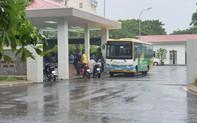 Tài xế xe buýt tử vong trong nhà vệ sinh