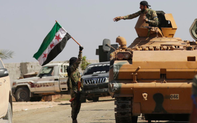 """Liên tiếp hứng chịu """"đòn giáng"""" phản đối, Thổ vẫn đẩy tốc chiến dịch tại Syria"""