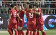 Cầm hòa U22 UAE, U22 Việt Nam sẵn sàng cho thử thách SEA Games 2019