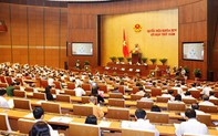 Trình bày, tiếp thu một số dự án luật tại Phiên họp 38 Uỷ ban Thường vụ Quốc hội