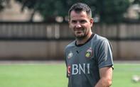 """Báo chí Indonesia """"dè bỉu"""" HLV nhà trước trận gặp Đội tuyển Việt Nam"""