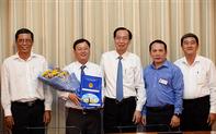 Sở Giao thông vận tải, Nông nghiệp phát triển nông thôn TP.HCM có phó giám đốc mới