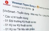 Người Việt sắp được sử dụng TV do Vingroup sản xuất?