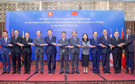 Việt Nam làm rõ về những diễn biến phức tạp ở Biển Đông