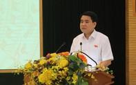 Chủ tịch Hà Nội Nguyễn Đức Chung nói về vụ nước sông Đà bốc mùi