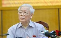 """Tổng Bí thư, Chủ tịch nước Nguyễn Phú Trọng: """"Những gì thuộc về độc lập, chủ quyền dân tộc thì ta không bao giờ nhân nhượng"""""""