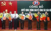 Hai Phó Giám đốc Sở GDĐT Quảng Bình mới được bổ nhiệm là ai?