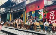 Hà Nội: 68 quán cà phê đường tàu bị phạt hơn 150 triệu đồng