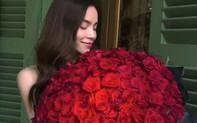"""""""Sốt xình xịch"""" hoa siêu to khổng lồ giá vài triệu đồng làm quà tặng chị em dịp 20/10"""