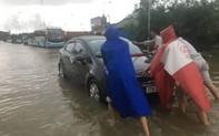 PTI hỗ trợ khách hàng khắc phục thiệt hại do ngập lụt tại TP Vinh
