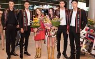 'Phan Kim Liên gợi cảm nhất màn ảnh' Ôn Bích Hà được các mỹ nam Việt chào đón