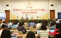 Kỳ họp thứ 8, Quốc hội khóa XIV: Dành nhiều thời gian hơn cho hoạt động chất vấn và trả lời chất vấn