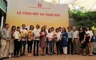 """""""Tràng Phan"""" đoạt giải nhất cuộc thi truyện ngắn viết về phụ nữ """"Một nửa làm đầy thế giới"""""""