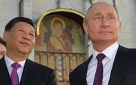"""Giữa căng thẳng thương mại Mỹ-Trung, Nga tỏ thái độ """"trấn an"""" Bắc Kinh"""
