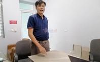 Vụ ô nhiễm nước sạch sông Đà, con gái Chủ tịch công ty gạch lên gặp công an