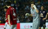 Trở về từ World Cup, Văn Lâm nhận thất bại đắng tại Thai League