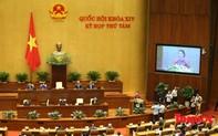 Khai mạc kỳ họp thứ 8, Quốc hội khóa XIV: Quốc hội sẽ nghe báo cáo về tình hình biển Đông