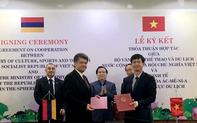 Việt Nam và Armenia ký kết Thỏa thuận hợp tác du lịch
