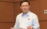 Phó Thủ tướng Vương Đình Huệ lý giải nguyên nhân không đẩy mục tiêu tăng trưởng GDP năm 2020 lên 7%