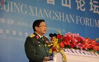 Bộ trưởng Ngô Xuân Lịch: Vấn đề Biển Đông phải được giải quyết bằng biện pháp hòa bình, không sử dụng vũ lực, đe dọa sử dụng vũ lực, trên cơ sở luật pháp quốc tế