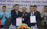 """HLV Park Hang-seo cùng đồng nghiệp nhận """"doping"""" lớn trước thềm các mục tiêu lớn"""