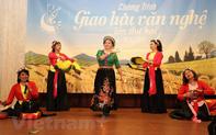 Đặc sắc chương trình giao lưu nghệ thuật truyền thống Việt Nam tại Đức