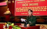 Hội nghị quán triệt, triển khai Chỉ thị của Bộ Chính trị và Chỉ thị của Thường vụ Quân ủy Trung ương về Đại hội Đảng các cấp