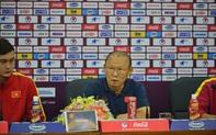 """HLV Park Hang-seo: """"Cảm ơn lời khen của HLV UAE nhưng chúng tôi sẽ không chủ quan"""""""