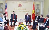 Đại tướng Tô Lâm tiếp Đại sứ đặc mệnh toàn quyền Hoa Kỳ tại Việt Nam