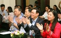 Ngày hội Đại đoàn kết tại phường Quán Thánh, quận Ba Đình, Hà Nội