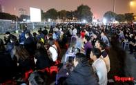 Hàng quán quanh sân Mỹ Đình chật kín khách theo dõi ĐT Việt Nam thi đấu