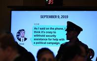 Luận tội Tổng thống Trump: Điều trần công khai hé lộ 3 chủ chốt xuyên suốt
