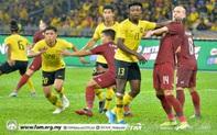 Thảm bại trên sân khách, Đội tuyển Thái Lan mất ngôi đầu bảng vào tay Việt Nam