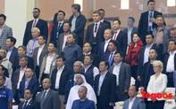 Thủ tướng, Chủ tịch Quốc hội dự khán trận đấu Việt Nam và UAE tại vòng loại World Cup 2022