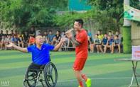 Tuấn Hưng kêu gọi ủng hộ vợ chồng VĐV khuyết tật Hồng Thức - Hồng Kiên