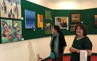 Giới thiệu 70 tác phẩm hội họa đương đại Hungary tại Cần Thơ