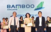 """Bamboo Airways được bình chọn là """"Hãng hàng không có dịch vụ tốt nhất"""""""