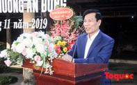 Bộ trưởng Nguyễn Ngọc Thiện dự Ngày hội Đại đoàn kết cùng người dân Thừa Thiên Huế
