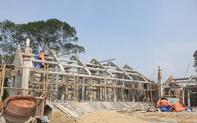 Nghệ An: UBND tỉnh chỉ đạo xử lý vụ xây chùa Linh Sâm trái phép trên đất di tích Quốc gia