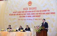 Phó Thủ tướng Vương Đình Huệ: Sắp xếp các công ty nông lâm trường đạt kết quả tích cực
