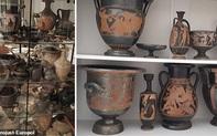 Phá đường dây buôn lậu cổ vật quốc tế