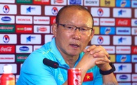 """HLV Park Hang-seo: """"Ngăn Thái Lan lấy được 3 điểm là một thành công"""""""