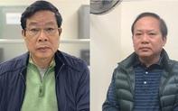 Ông Nguyễn Bắc Son và ông Trương Minh Tuấn sắp hầu tòa