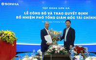 Vì sao tập đoàn Sơn Hà thay Phó Tổng Giám đốc phụ trách Tài chính - Đầu tư?