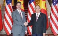 Việt Nam luôn coi Hoa Kỳ là một trong những đối tác quan trọng hàng đầu