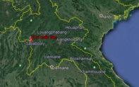 Động đất tại Sayabouly, Lào, Hà Nội xuất hiện rung chấn