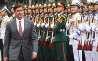 Việt Nam lên tiếng về kế hoạch hợp tác Việt - Mỹ sau chuyến thăm của Bộ trưởng Quốc phòng Esper