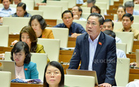 Từ vụ nước sạch sông Đà, sông Đuống, đại biểu Quốc hội đề nghị cảnh giác thế lực có ý đồ xấu