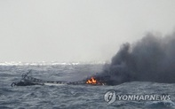Cập nhật vụ 6 thuyền viên người Việt mất tích trong vụ cháy tàu cá tại Hàn Quốc