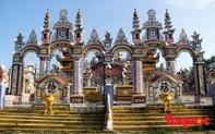 """Ngỡ ngàng với vẻ xa hoa, tráng lệ của """"thành phố lăng mộ"""" nghìn tỷ bậc nhất Việt Nam"""